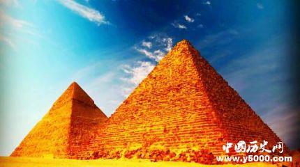 天狼星与金字塔有什么特殊的关系 建造金字塔的真正目的是什么?