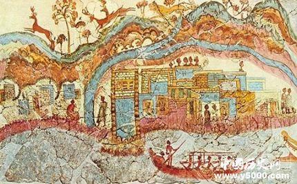 米诺斯文明消失之谜 米诺斯文明和牛有什么特殊联系?
