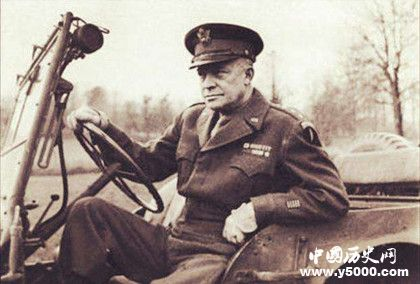 巴顿将军怎么死的巴顿将军死因竟是因为车祸