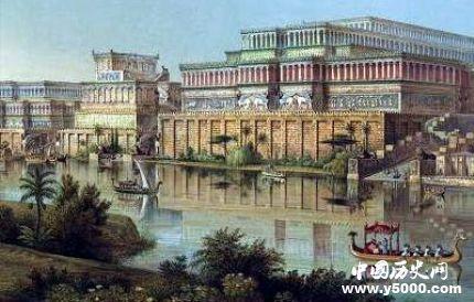 尼尼微是否遭受过大洪水的袭击 跟诺亚方舟有什么联系?