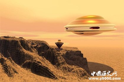 UFO究竟是什么UFO是外星人的交通工具吗