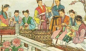 寒衣节的风俗习惯寒衣节与蔡伦造纸也有关系