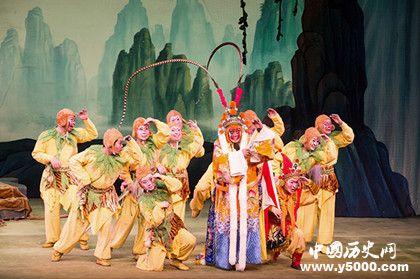 戏曲简介戏曲的种类中国有名戏曲有哪些