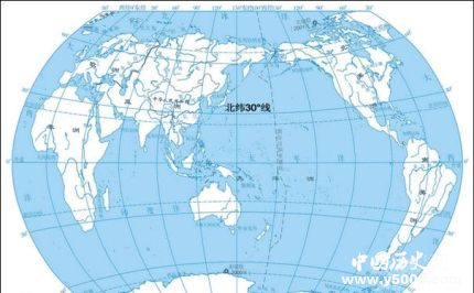 北纬30度简介北纬30度发生过哪些神秘的事?