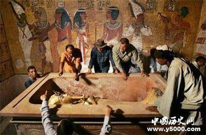 金字塔是什么时候建的 金字塔内部是什么样子