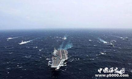 中国第3艘航母开工中国航母发展史简介