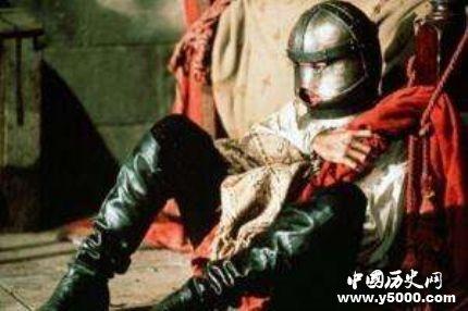 巴士底狱的铁面人的传说铁面人究竟是谁?