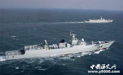 169舰简介169号武汉舰武器装备性能特点