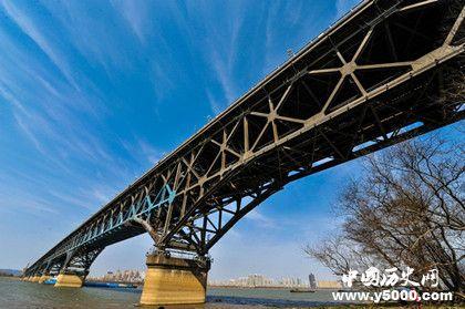 南京长江大桥简介南京长江大桥历史多久了