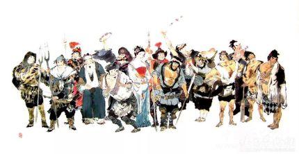 《水浒传》善终的好汉有哪些善终的原因是什么?