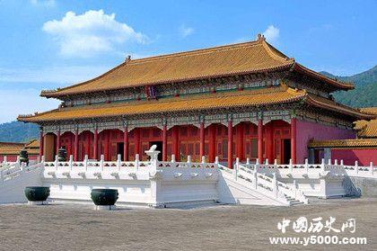北京故宫历史简介北京故宫历史多久了