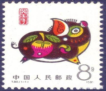中国邮政发行的猪年邮票是什么样子中国邮政发展历史介绍