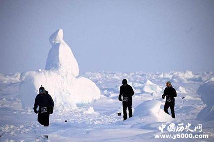 世界最冷馬拉松是怎么回事盤點世界馬拉松之最