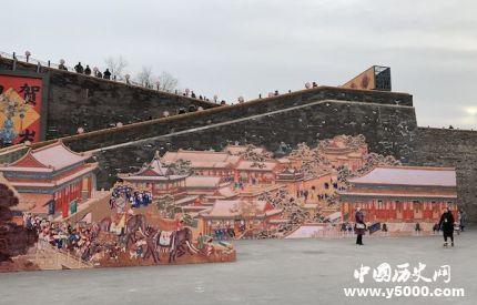 故宫发现清宫春节曲目戏折清朝皇帝是怎么过春节的?