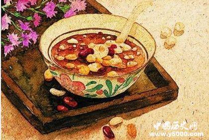 吃腊八粥有什么寓意是为了纪念谁的腊八粥有哪些保健作用