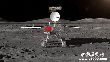 玉兔二号成功唤醒人类为什么探月哪些国家实现了探月