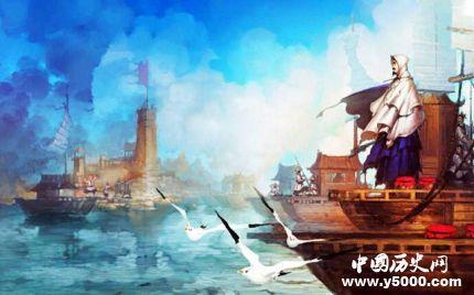 吕蒙白衣渡江故事简介白衣渡江故事经过是怎样的?