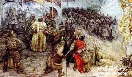 靖康之耻简述靖康之耻过程靖康之耻有什么影响?