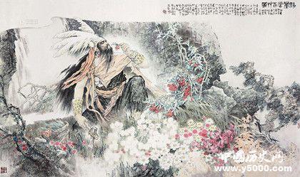 神农尝百草的传说故事神农为什么尝百草