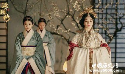 《皓镧传》女主李皓镧的历史原型是谁故事背景剧情看点介绍
