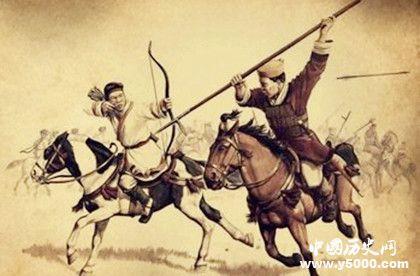 胡服骑射的故事胡服骑射是哪位君王的改革有哪些历史影响