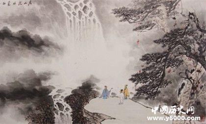 高山流水的意思高山流水的典故高山流水说的是谁的故事