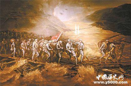 红军长征四渡赤水的故事