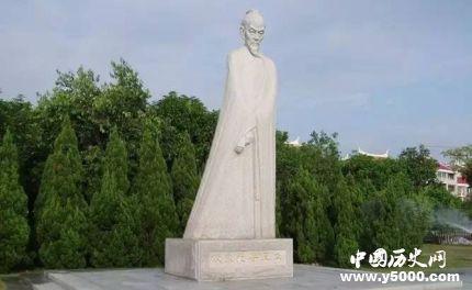 李贽生平简介李贽的故事李贽的思想主张是什么?