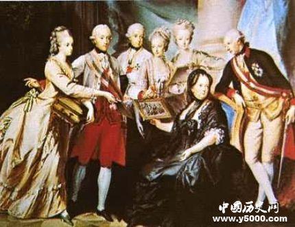 查理四世生平简介查理四世的黄金诏书内容是什么?