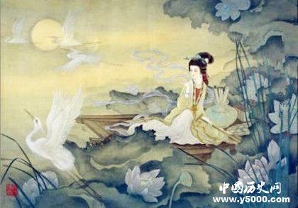 李清照《如梦令常记溪亭日暮》赏析创作背景原文翻译介绍