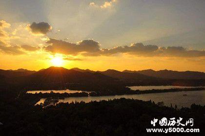 西湖十景是哪十景西湖十景好玩吗