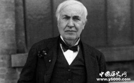 爱迪生生平故事简介爱迪生的发明有哪些?