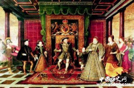 爱德华六世生平故事简介爱德华六世是怎么死的?