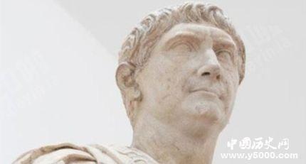 罗马皇帝图拉真生平故事简介图拉真是怎么死的?