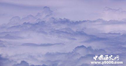 云的象征意义云有什么好的寓意?