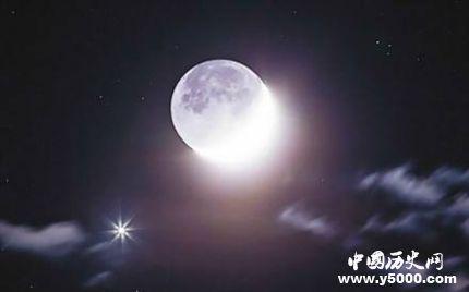 夜空上演星月童话火星合月现象观测时间要求是什么?