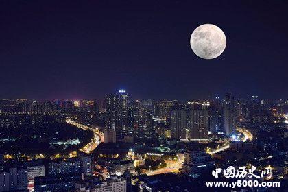 超级月亮怎么出现的超级月亮历年出现的时间