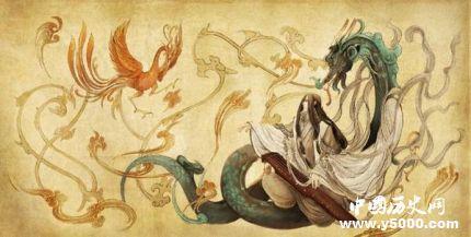 盘点《山海经》中最奇特的五只异兽