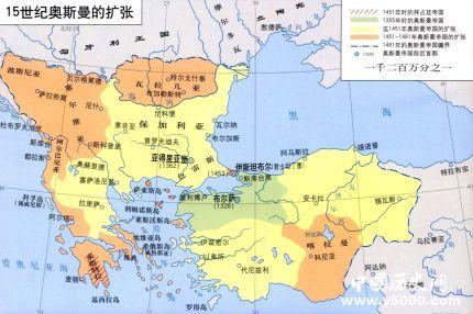 奥斯曼帝国发展历史简介奥斯曼帝国的衰亡原因是什么?