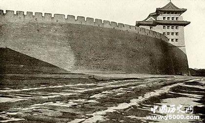 北京古城门简介北京古城门有哪些