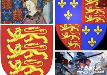 英国王朝世系表简介英国历史上的王朝都有哪些?