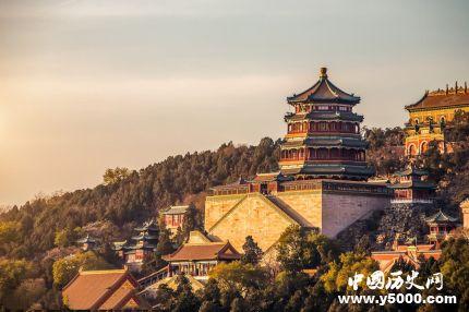 颐和园佛香阁的传说颐和园佛香阁是为了镇鬼?