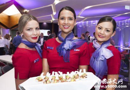 维珍空姐不再化妆维珍航空的特色有哪些?