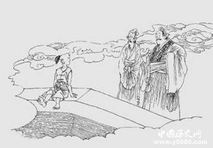 中国古代游泳健将:周邯处士与水精的故事