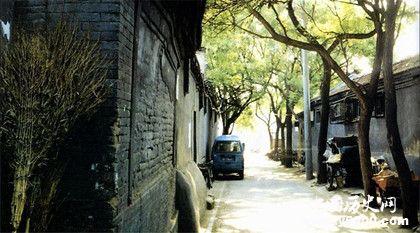 北京胡同之最北京名人胡同有哪些