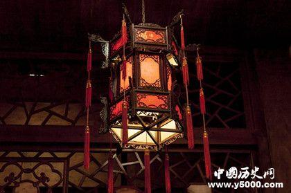 灯笼历史多久了关于古代灯笼的历史文化故事