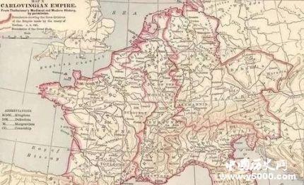 加洛林王朝发展历史简介加洛林王朝是怎么衰亡的?
