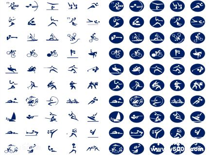 奥运会体育图标发布2020东京奥运会体育图标有哪些?