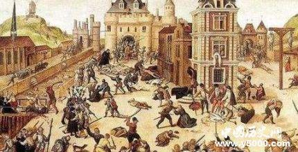 法国宗教战争背景过程简介法国宗教战争的结果是什么?