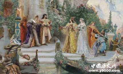 欧洲著名姓氏简介欧洲最尊贵的姓氏有哪些?